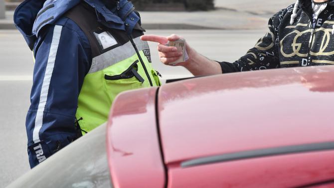Закопчаха шофьор след като опита да подкупи полицай в Свиленград