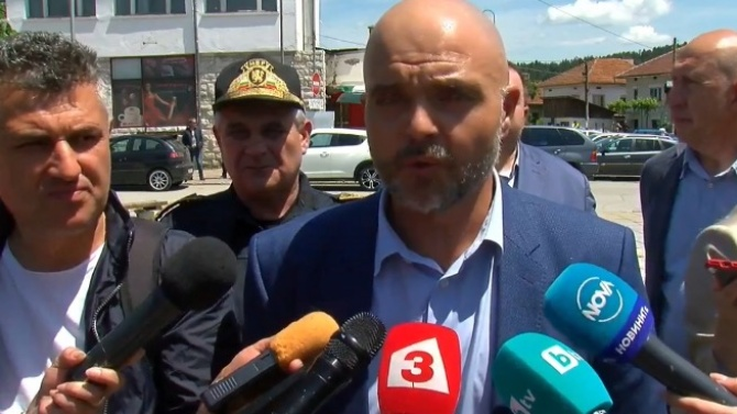 Главният секретар на МВР Ивайло ИвановИвайло Стефанов Иванов е български