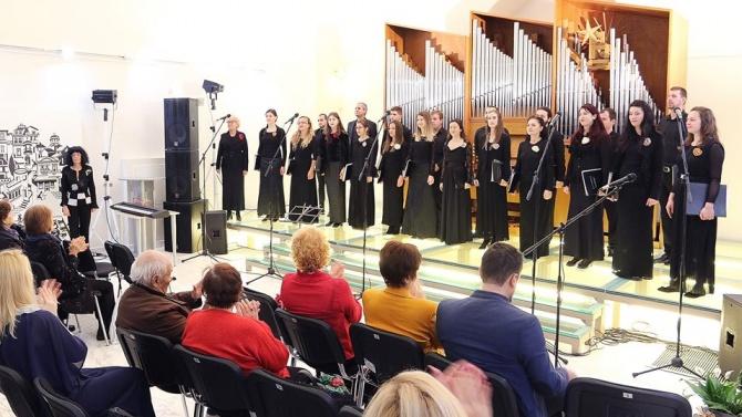 Наш академичен хор с награда от Ниш