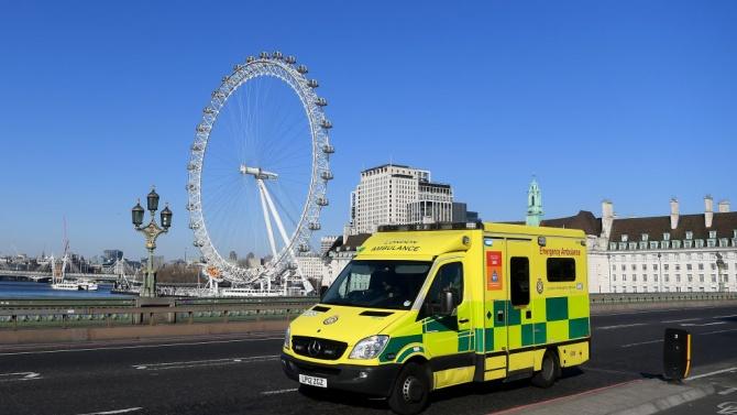 Великобритания обяви повече смъртни случаи от COVID-19 от всички страни в ЕС, взети заедно