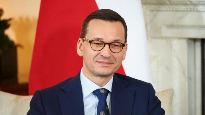 Полското правителство спечели парламентарния вот на доверие, поискан по-рано днес