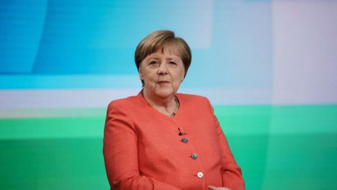 Германският канцлерАнгела МеркелАнгела Меркел - германски политик, канцлер на ФРГ.