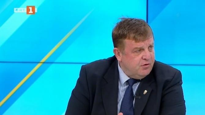 Каракачанов разкри скърцат ли отношенията в коалицията