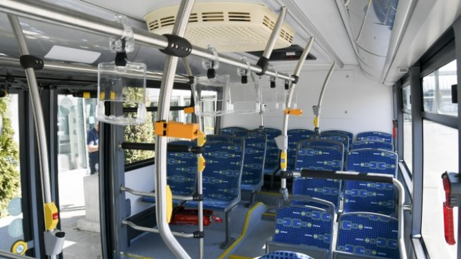 Столична община осигурява допълнителен транспорт за гражданите на Задушница на