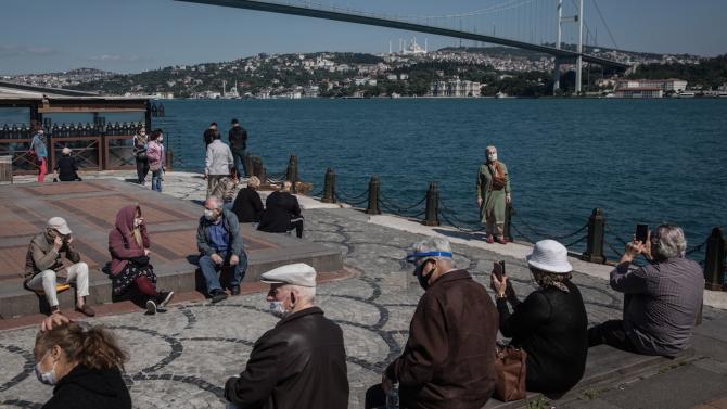 Ердоган отмени полицейския час за уикенда в Турция