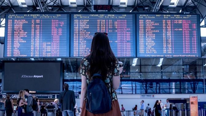 """Трафикът на израелското летище """"Бен Гурион"""" е възобновен"""