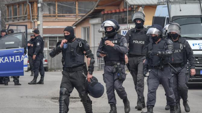 Вчера на територията на РУ Берковица е проведена специализирана полицейска
