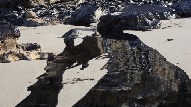 Разливът на дизел в Сибир е локализиран