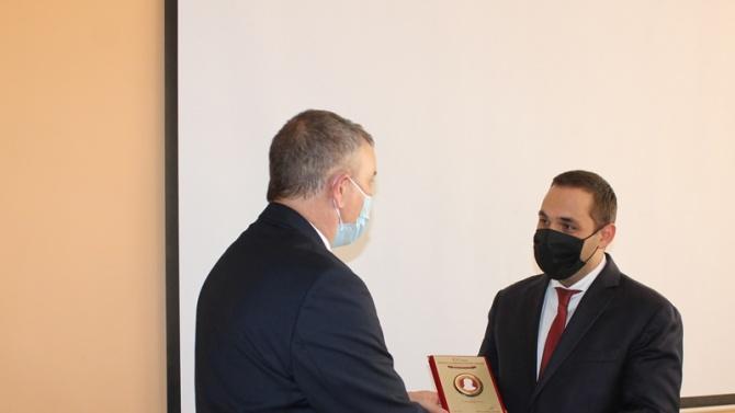 Емил Караниколов откри първото заседание на Експертния консултативен съвет в Министерството на икономиката