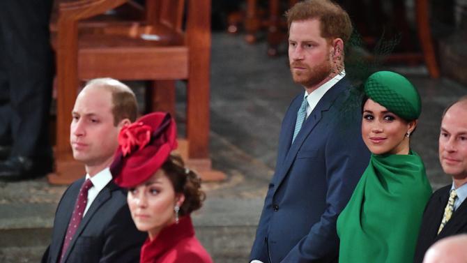 Принц Уилям е помолил принц Хари да се върне у дома