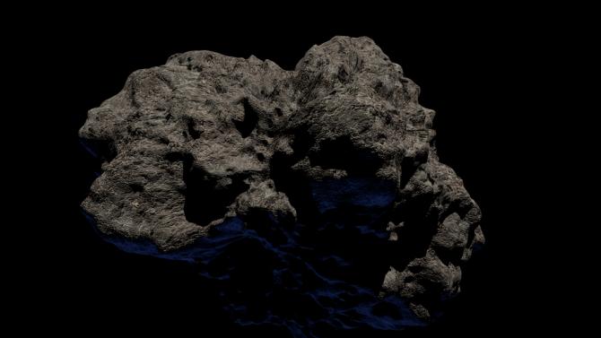 Астероидът 163348 (2002 NN4), който ще се приближи към Земята