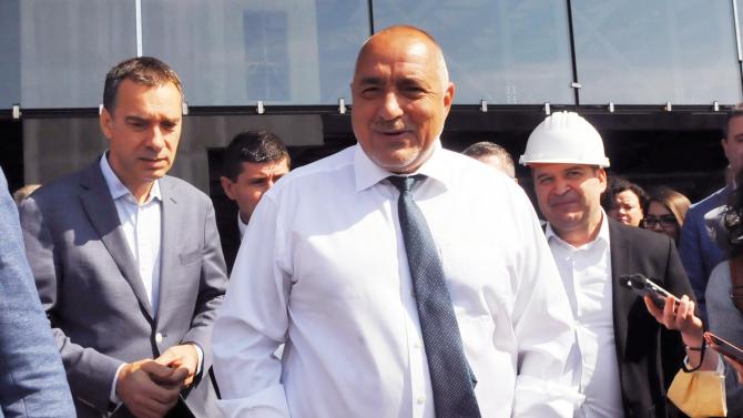 Борисов за Божков: Какво ме занимавате с какво е казал един изнасилвач?!