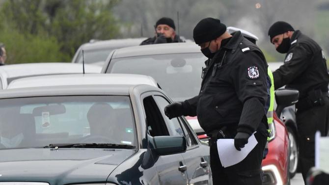 Пътната полиция с поредна масова акция в цялата страна
