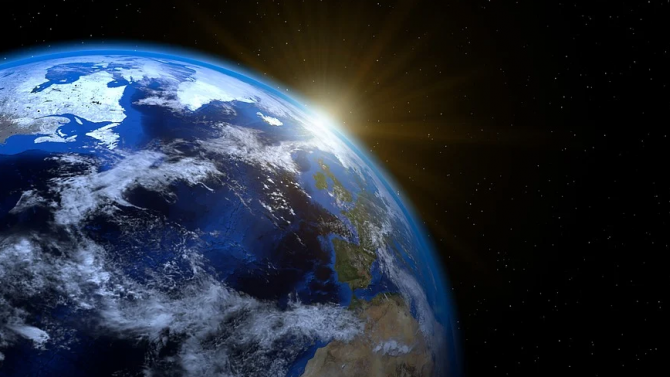 """Учени от института """"Макс Планк"""" в Германия са открили екзопланета,"""