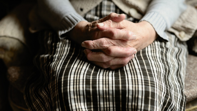 Фатима Негрини, 108-годишна жена от Северна Италия, се присъедини към