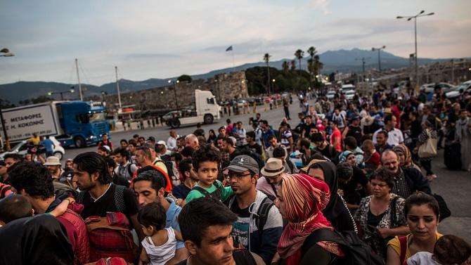 Гръцкият алтернативен министър по миграцията и убежището ЙоргосКумуцакос е изпратил