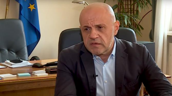 Вицепремиерът Томислав Дончев Томислав Пейков Дончев е български политик от