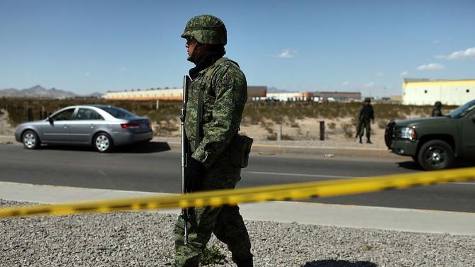 Гангстерска война в Мексико: Убити са 10 души в рехабилитационен център