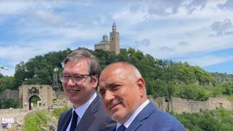 Борисов  към Вучич: Сърбите са добре дошли на нашето море