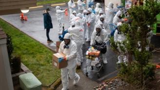 Случаите на COVID-19 по света надхвърлиха 6,2 милиона, а жертвите са над 371 700
