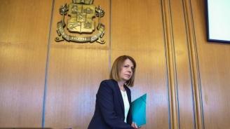 Йорданка Фандъкова представи визията за София, очаква консенсус