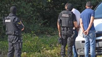 8 души са арестувани, 13 са с повдигнати обвинения след акция в Павликени