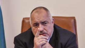 Борисов: Да пукна, ако и една стотинка съм взел от Божков - черпил ме е пура. Дойде при мен с шефовете на БТВ!