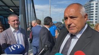 Борисов защити Севдалина от нападките на Божков: На кой обвиненията да коментирам? На човек с 18 обвинения!
