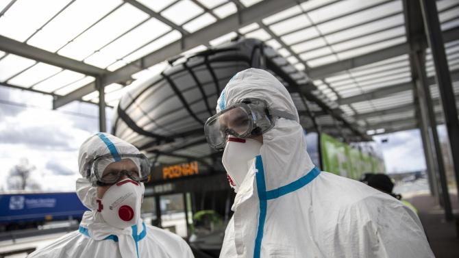 Полша регистрира през уикенда рязко покачване на броя на заразените