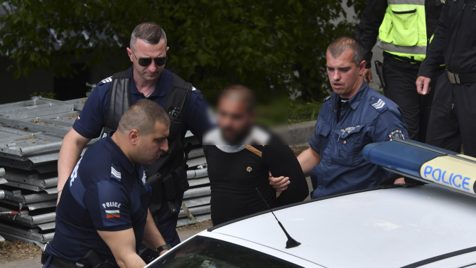 Хванаха софиянец с дрога край Бургас