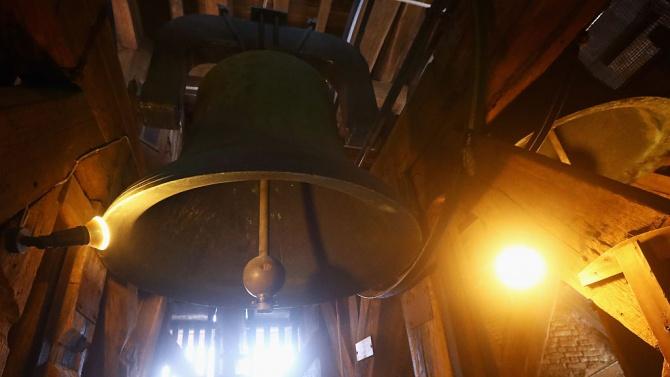 Задигнаха 100-килограмови камбани  от храма в село Изворово