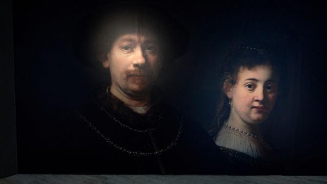 Автопортрет на Рембранд е изложен на търг в Лондон