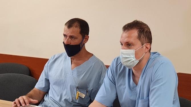 Мъж се върна към живота след отстраняването на огромен мозъчен тумор