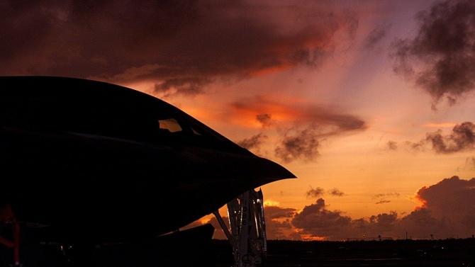 Военно-транспортен самолет С-130 на ВВС на САЩ катастрофира вчера при