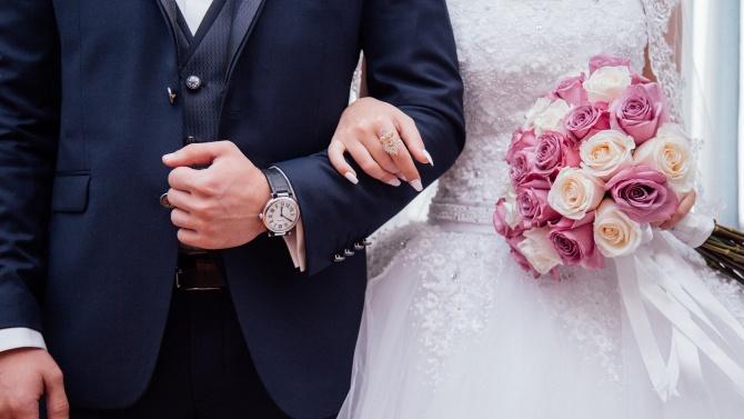 Българска сватба в Германия се превърна в акцент в пресата