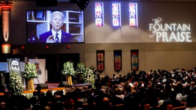 Джо Байдън: В САЩ настъпи часът на расовата справедливост