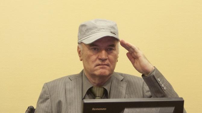Ратко Младич на смъртно легло?