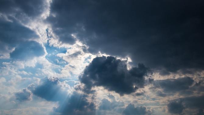 През следващото денонощие облачността ще бъде по-често значителна, предимно купеста
