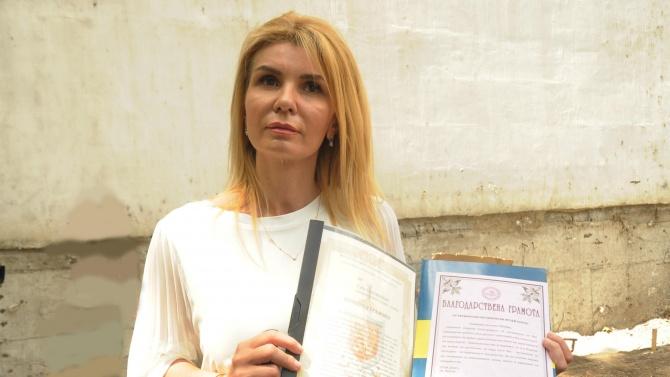 Журналистка спасила тракийското ямно светилище в Бургас