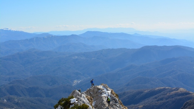 Отменя се единадесетото международно изкачване на връх Руй