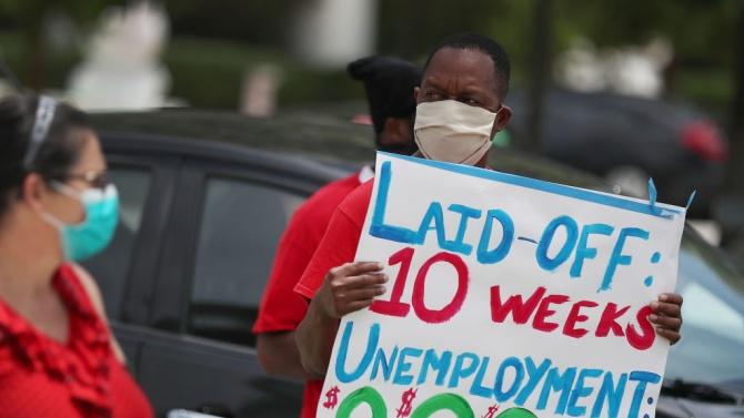 Още 1,5 млн. американци поискаха обезщетение за безработица