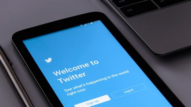"""""""Туитър"""" обяви, че е блокирал десетки хиляди профили, свързани с"""
