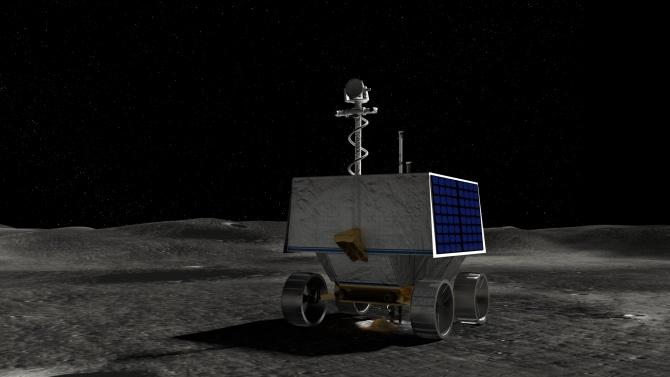 """НАСА избра компания за доставяне на роувъра """"Вайпър"""" на Луната"""