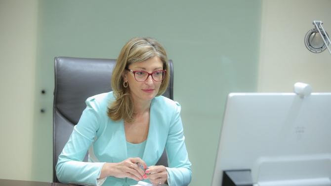 Външните министри от ЕС на дискусия с Майкъл Помпео