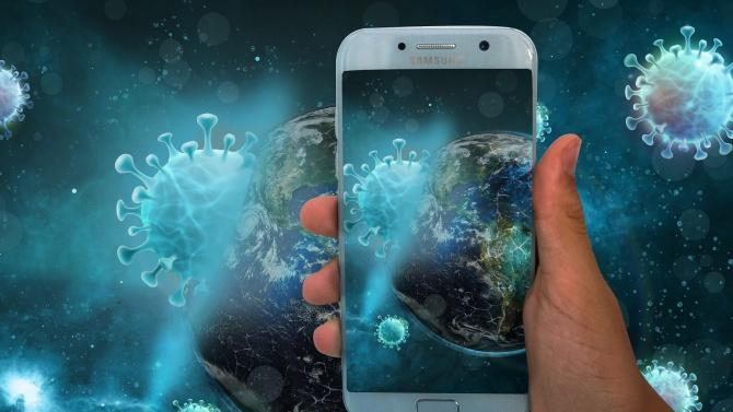 Германия пуска мобилно приложение срещу разпространението на COVID-19