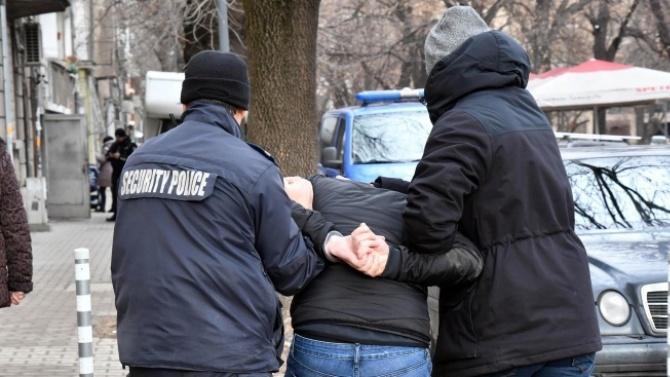 За скандал в село Звънарка 29-годишен е бил задържан в