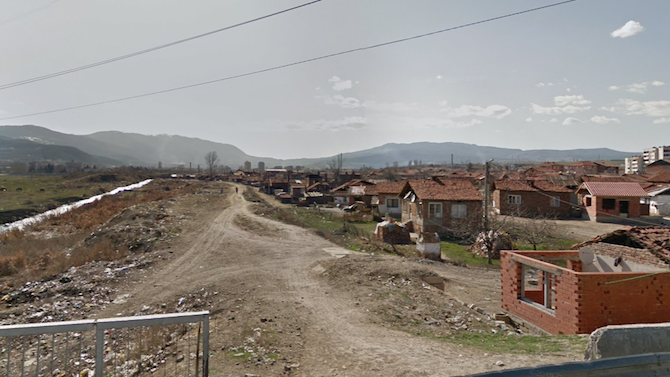Огнище на COVID-19 в ромския квартал на Кюстендил