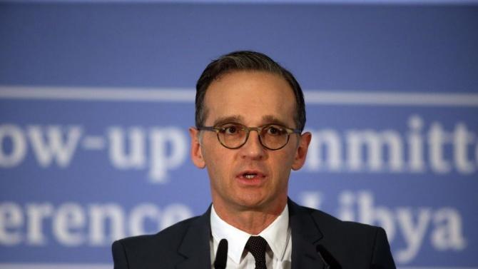Германското правителство все още не е запознато с конкретните детайли