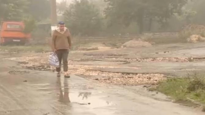 12 наводнени къщи и удавени домашни птици, след вчерашното наводнение