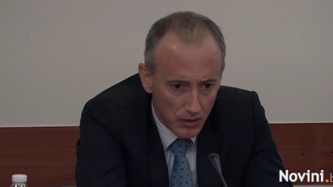 Красимир Вълчев за проверката на КПКОНПИ: Не се притеснявам, няма какво да крия